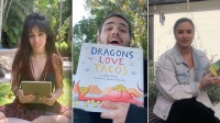 All The Stars Who Teamed Up To Read For Kids During Coronavirus Pandemic