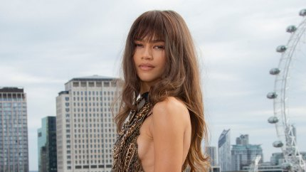 Celebrities Love Bangs! Zendaya, Miley Cyrus and More Stars Have Added Some Fringe Over the Years