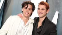 KJ Apa Reveals How 'Riverdale' Costar Cole Sprouse Helped Improve His Style