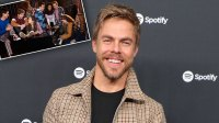 Derek Hough Joins The Cast Of 'High School Musical' Series Season 2