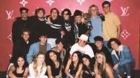 TikTok's Hype House Drops Debut Line Of '90s Themed Merch