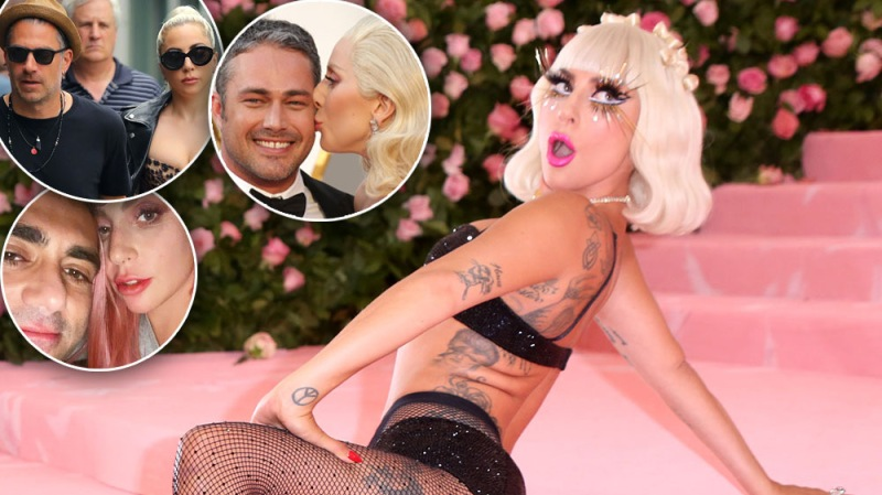 A Complete Guide To Lady Gaga's Love Life And Past Relationships