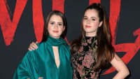 Laura Marano Talks Working With Vanessa Marano Saving Zoe