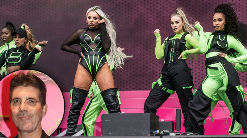 Little Mix Star Jade Thirlwall Claims Simon Cowell's Record Label Screwed Them Over