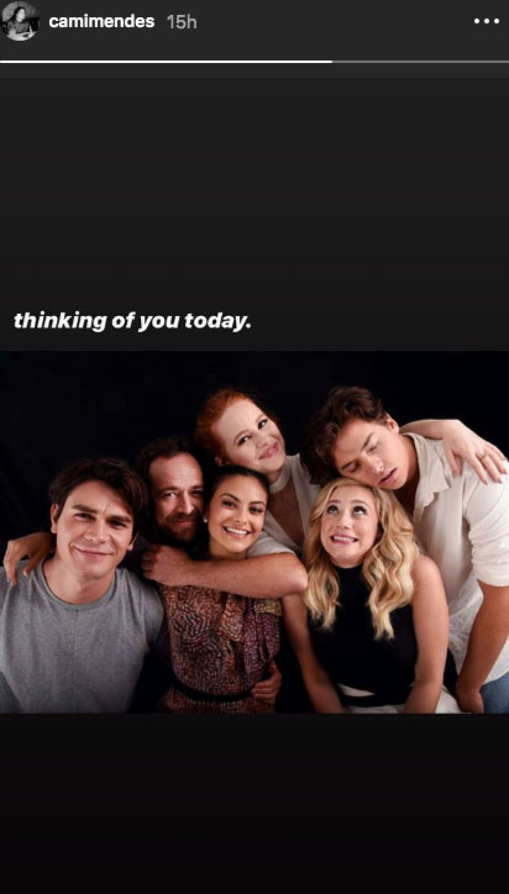 The 'Riverdale' Cast Remembers Luke Perry One Year After His Tragic Death