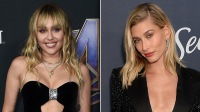Miley Cyrus And Hailey Baldwin Team Up For IG Live After Model Claimed Actress Bullied Her As A Kid