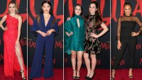 See Your Favorite Stars Slay Disney's 'Mulan' Premiere