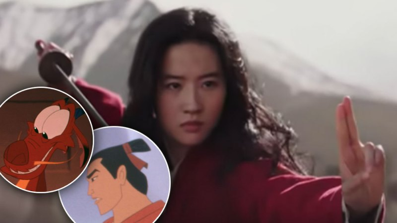 Here's Why These 2 Prominent Characters Are Not In Disney's Live-Action 'Mulan' Remake