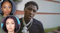 NBA YoungBoy Says He's Single Despite Being In The Middle Of Bhad Bhabie & Skai Jackson's Feud
