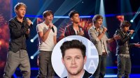 Niall Horan Late Late Show First One Direction Performance