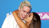 Pete Davidson Says Ex Ariana Grande Made Him Famous: 'She Created Me'