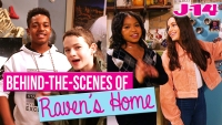 Raven's Home Behind-the-Scenes