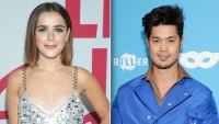 Ross Butler Kiernan Shipka Quibi Series Swimming With Sharks