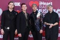 iHeartRadio Music Awards, Los Angeles, USA - 14 Mar 2019