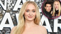 Sophie Turner Admits She 'Hated' The Jonas Brothers Before Marrying Joe Jonas