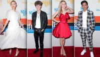 See Your Favorite Stars Dazzle On The Red Carpet At Disney+'s 'Stargirl' Premiere