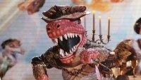 T-Rex Identity Revealed Masked Singer