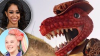 Some Fans Are Convinced They've Figured Out The T-Rex's Identity On 'The Masked Singer,' And It's Not JoJo Siwa