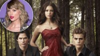 Taylor Swift The Vampire Diaries