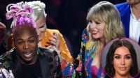 Taylor Swift's BFF Todrick Hall Slams Kim Kardashian Following 'Famous' Phone Call Leak
