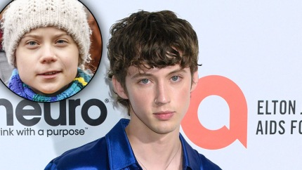 Troye Sivan Says He Was Catfished By Russian Hackers Pretending To be Greta Thunberg's Father