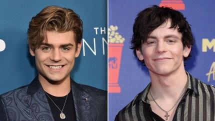 Garrett Clayton Gushes Over Former 'Teen Beach Movie' Costar Ross Lynch