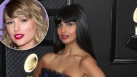 Jameela Jamil Defends Taylor Swift Against A Hater Calling Her A Liar And Not A 'Powerful' Woman