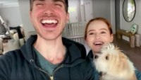Madelaine Petsch Moves In With Joey Graceffa