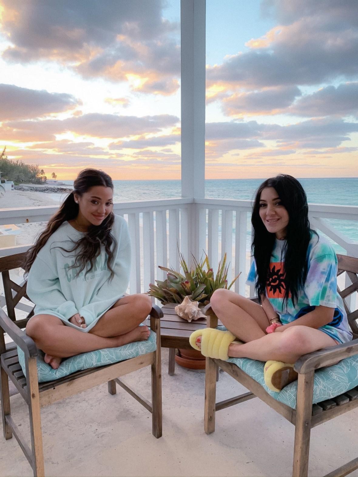 Niki & Gabi DeMartino Tease 'Explosive Drama' During 'Niki & Gabi Take Bahamas'
