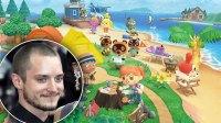 Animal Crossing Elijah Woods Visits Fan