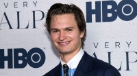 Ansel elgort posts completely nude photo in an attempt to raise money for coronavirus relief