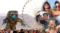 Stars Post Throwback Pictures To Honor Canceled Coachella Music Festival