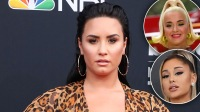 Demi Lovato Details Star-Studded FaceTime Call With Katy Perry, Ariana Grande And More Celebs