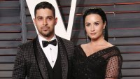 demi lovato breaks silence on wilmer valderrama's engagement