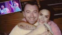 A Complete Breakdown Of The Lyrics From Sam Smith & Demi Lovato's New Song 'I'm Ready'