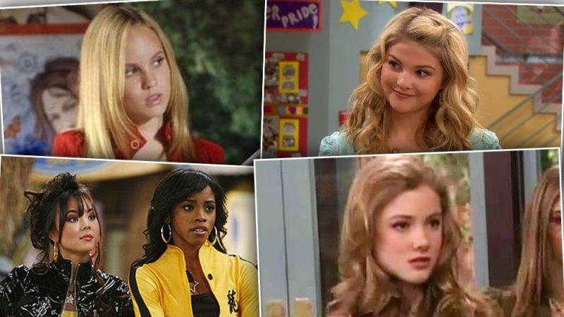 Disney Channel Mean Girls