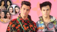The Dolan Twins Host Epic Zoom Party With Other Sets Of Siblings Including Niki And Gabi DeMartino, Charli And Dixie D'Amelio And More