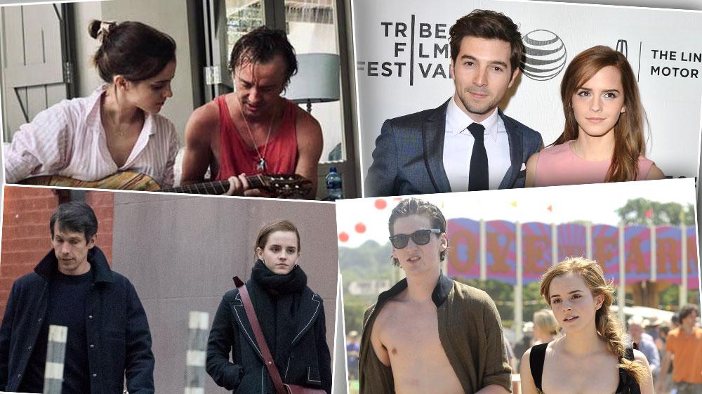 Emma Watson Boyfriend Guide To Love Life Past Relationships