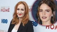 J.K. Rowling Recounts Terrifying Nightmare Involving 'Harry Potter' Star Emma Watson