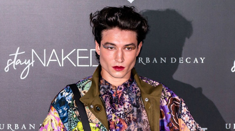 'Fantastic Beasts' Actor Ezra Miller Under Fire For Allegedly Choking A Fan