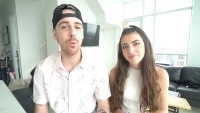 YouTuber JayStation Reunites With Ex Girlfriend Alexia Marano After Faking Her Death For Views