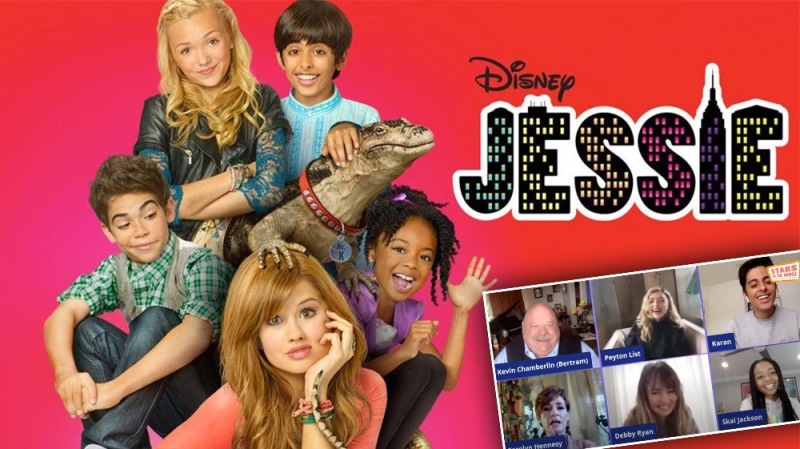 'Jessie' Cast Remembers Cameron Boyce During Emotional Virtual Reunion