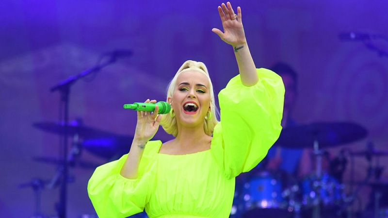 Katy Perry Assures Fans That She'll 'Never' Quit Music After Becoming A Mom