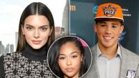Kendall Jenner Sparks Romance Rumors With Jordan Woods' Ex Devin Booker