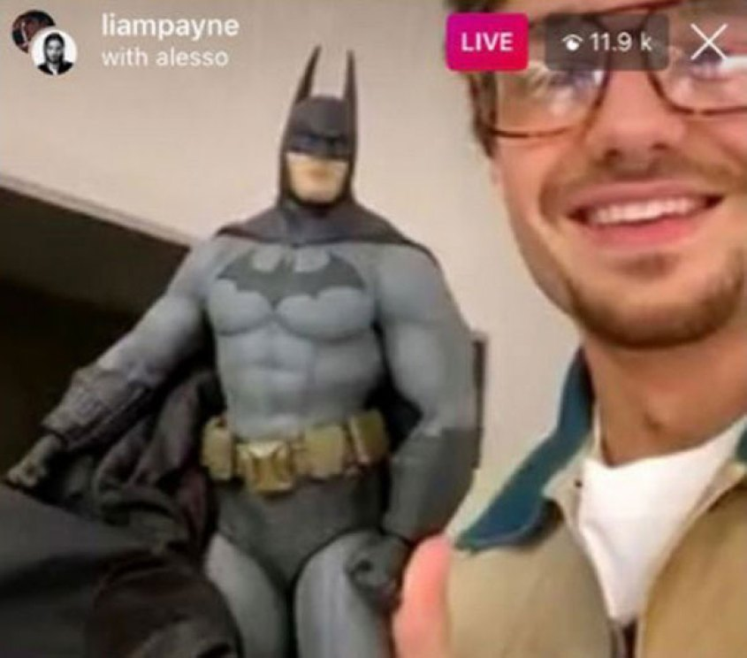 Liam Payne Hasn't Seen Son bear In Weeks Due To Coronavirus