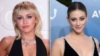 Miley Cyrus and Lili Reinhart Discuss How Social Media Amplifies Their Body Image Issues