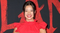 Peyton Elizabeth Lee Gives Fans A First Look At Upcoming Disney+ Film 'Secret Society Of Second-Born Royals'