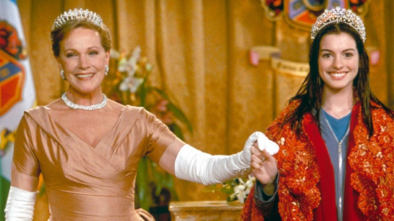 Julie Andrews Spills On The Possibility Of 'The Princess Diaries 3'