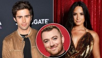 Sam Smith Spills The Tea On Demi Lovato And Max Ehrich's Relationship