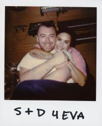 Everything To Know About Demi Lovato And Sam Smith's Upcoming Collaboration